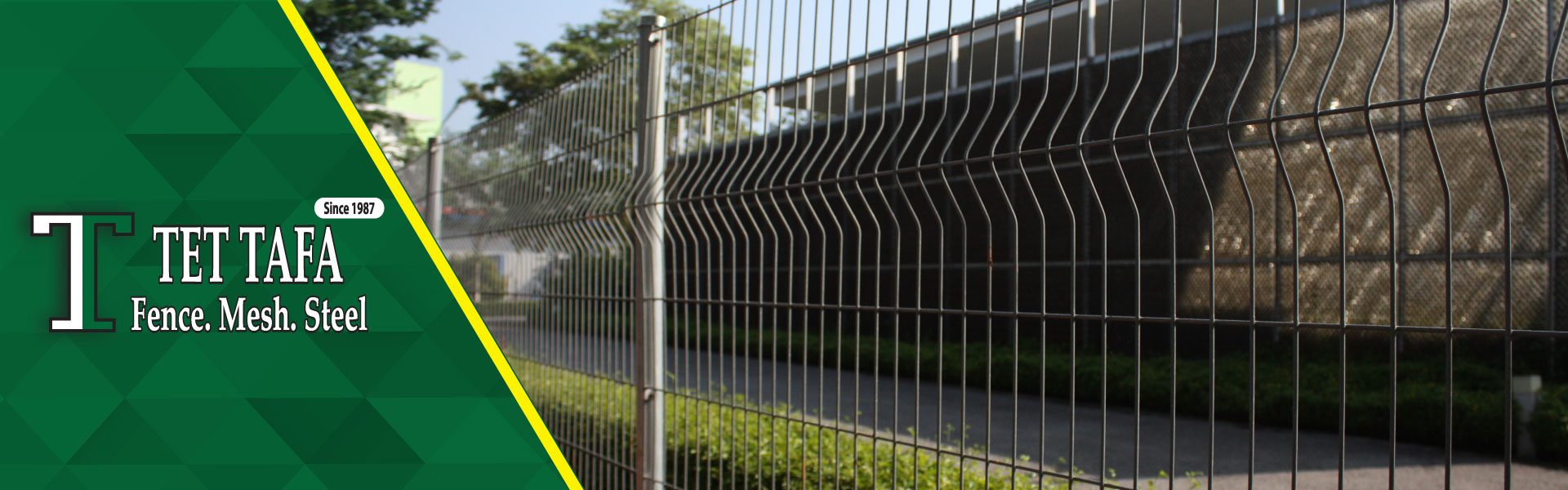 High Security Anti Climb Fence Manufacturer in Malaysia | TET Tafa