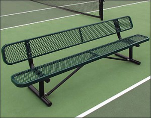 expanded-metal-standard-bench-350w