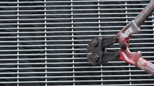 TET Tafa - Anti Climb Fence
