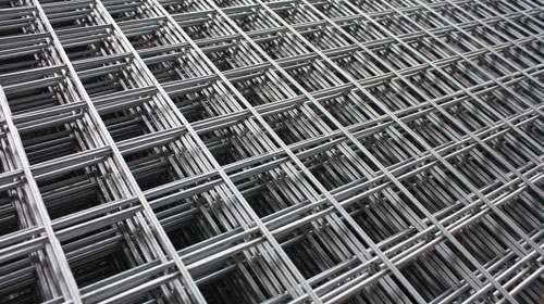 Welded Wire Mesh Panel 2