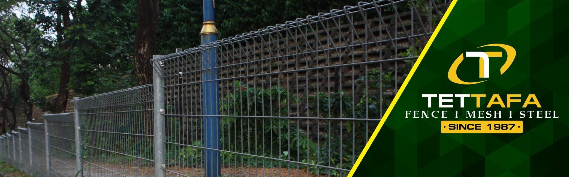 Anti Climb Fence Manufacturer in Malaysia | TET Tafa