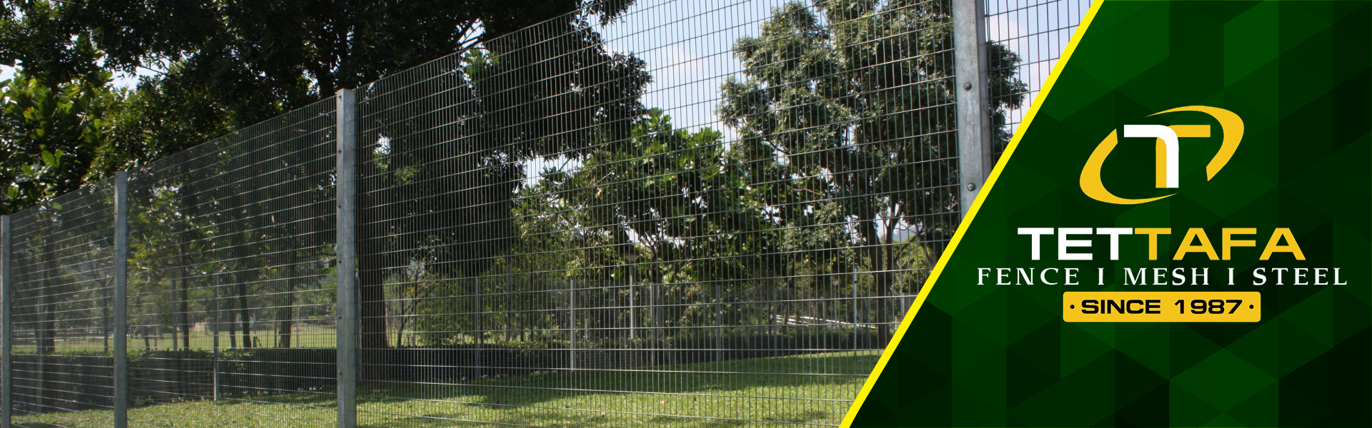 Malaysia Security Fence: Wire Mesh and Barbed Wire | TET Tafa