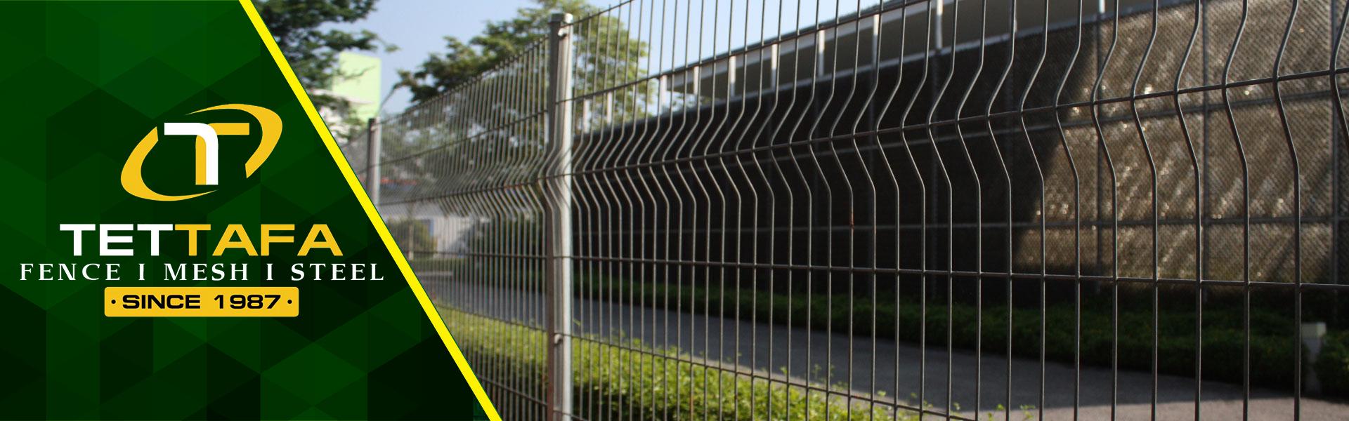 High Security Anti Climb Fence Manufacturer in Malaysia | TET Tafa