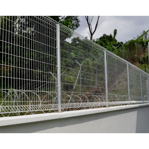 Security Fence (Roll Top Fence) Manufacturer in Malaysia | TET Tafa